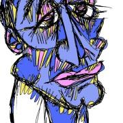 Face Sketch, 2011.