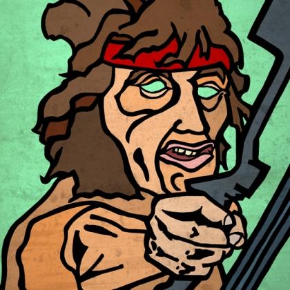 Rambo, 2012.