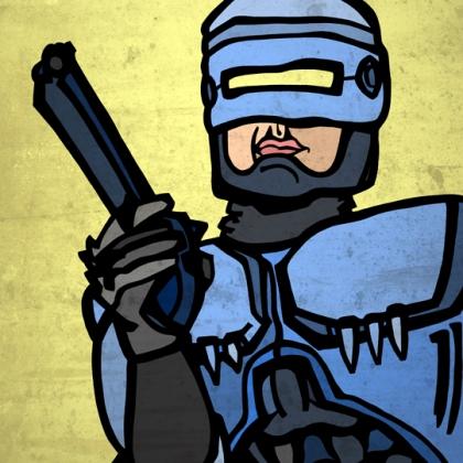 RoboCop, 2012.