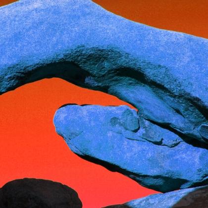 Photo: Arch Rock Glow