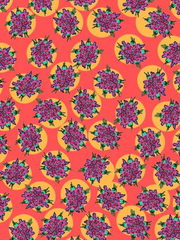 GermFlower Wallpaper (Fever