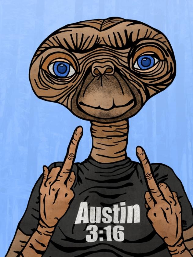 Stone Cold E.T.