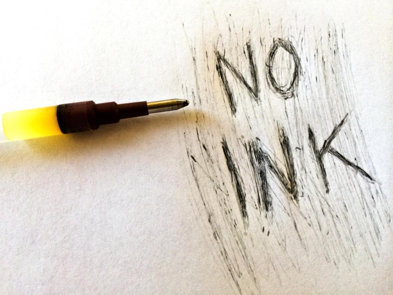 NoINK Pen