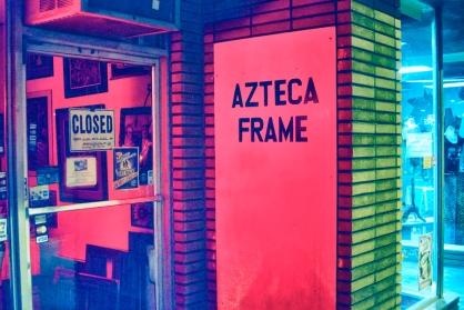 Azteca Frame