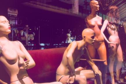 Naked and Waiting