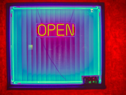 Open (Rocko Vision)