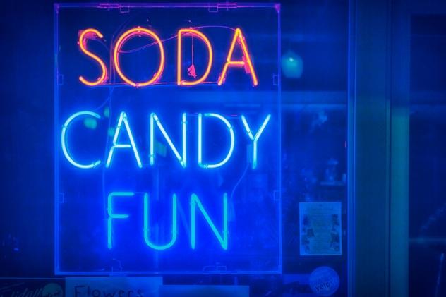 Soda Candy Fun