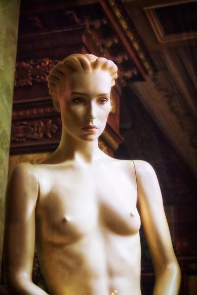 Topless Modest