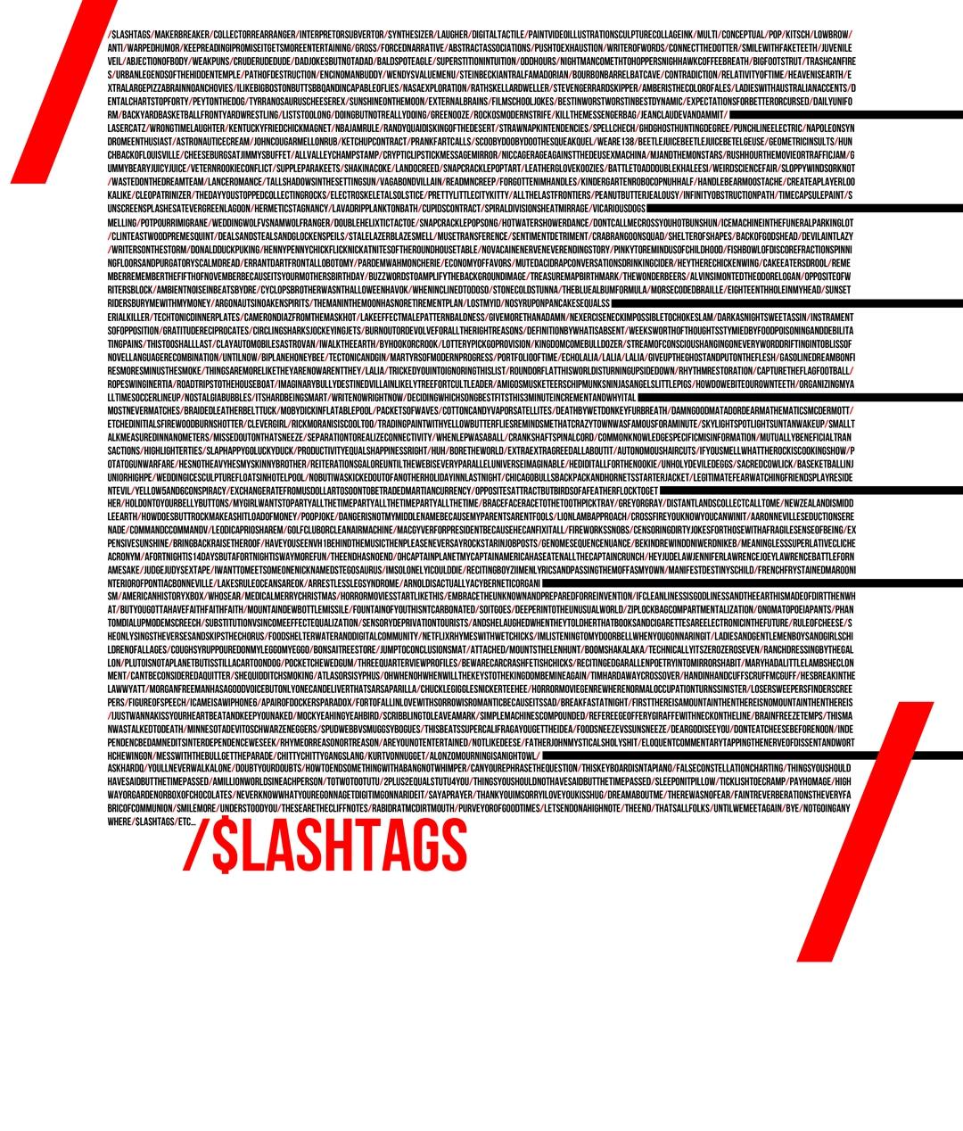/$lashtags