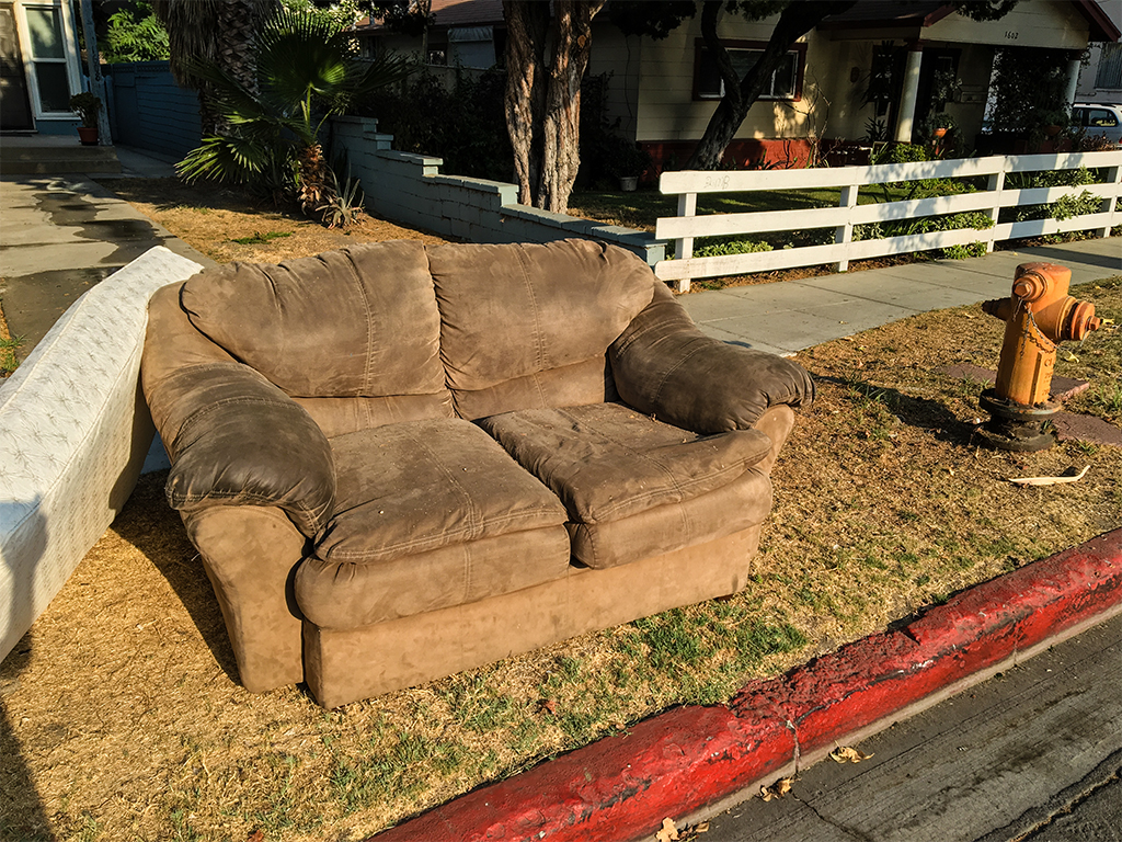 Casting Couches — Fire Crotch Zone