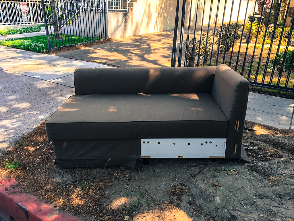 Casting Couches — If Futons Could Talk