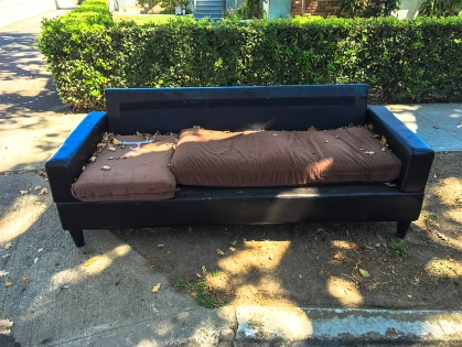 Casting Couches — Curbside Service