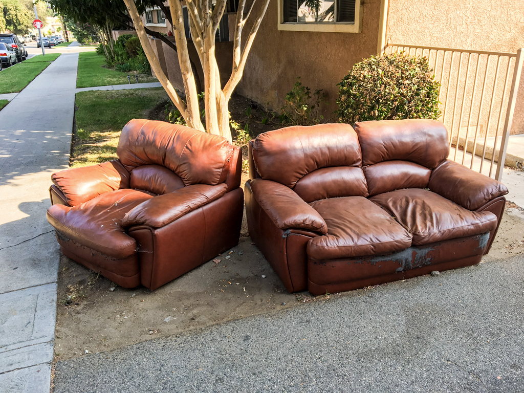 Casting Couches — No Eye Contact